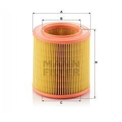 Vzduchový filtr MANN C1577