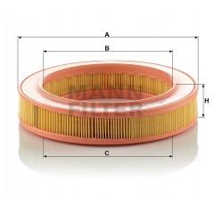 Vzduchový filtr MANN C2540