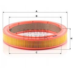Vzduchový filtr MANN C3051/1