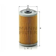 Hydraulický filtr MANN H614n