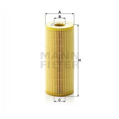 Olejový filtr MANN HU726/2x