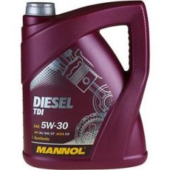 MANNOL Diesel TDI 5W-30 - 5l