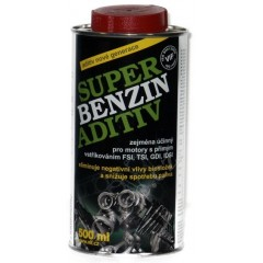 Super benzin aditiv - 500ml