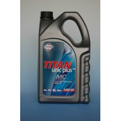 TITAN UNIMAX PLUS MC 10W-40 - 4L