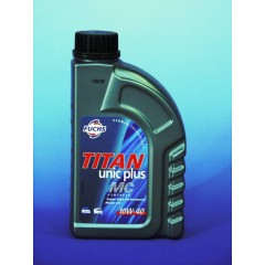 TITAN UNIMAX PLUS MC 10W-40 - 1L
