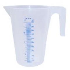 Odměrná nádoba plastová 1l - 03 201
