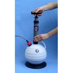 Přístroj pro ruční odsávání oleje a vody AP-80160