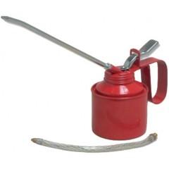 Kovová olejnička s pevným a flexibilním nástavcem 250 ccm - 33 024 50