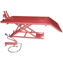 Nůžkový hydraulicko-pneumatický plošin. zvedák ZD04152Q-J/ SN0702
