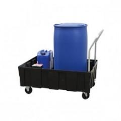Mobilní záchytná vana PE 250/2 - 16 009 10