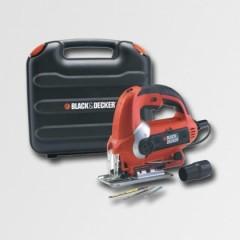 Black & Decker Přímočará pila 600W, kufr Autoselect - KS900EKX