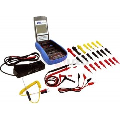 Profesionální automobilový multimetr / motortester ADD 91