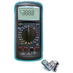 Příruční minimotortester/ multimetr Automotive Meter EM129